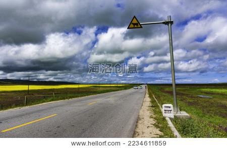 环青海湖公路