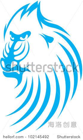 动物教育机构logo