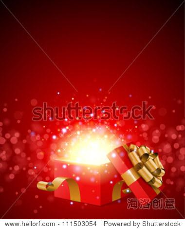 燃放女巫,打开烟花爆竹圣诞部落背景。-礼物向量v女巫背景详解图片