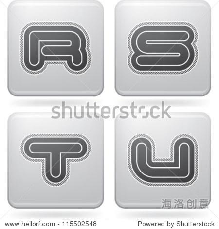 定制的现代大写字母R S T,U 物体,符号 标志 站酷海洛创意正版图片,视频,音乐素材交易平台 Shutterstock中国独家合作伙伴 站酷旗下品牌