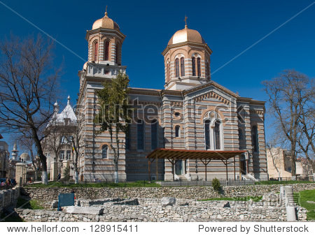 ��in9l$yi��d#9.�_the orthodox cathedral in constanta romania