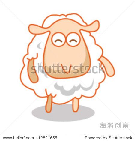 可爱的小羊羔 - 动物/野生生物