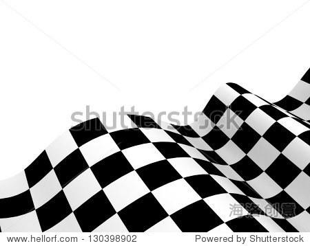 赛车的旗帜.背景方格旗f1与文本的空间
