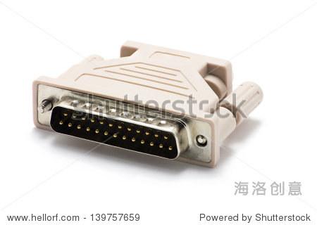 rs232 db25 db9转换器