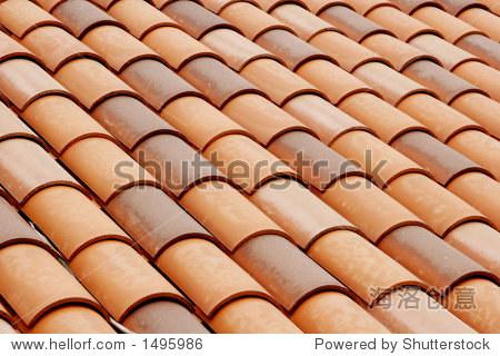 瓦屋顶. - 背景/素材,抽象 - 站酷海洛创意正版图片