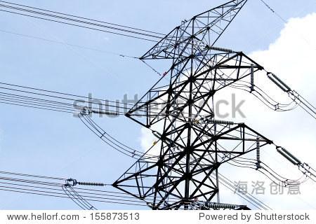 输电线路铁塔