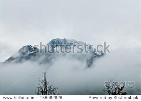Jade Dragon Snow Mountain, Lijiang, Yunnan province China