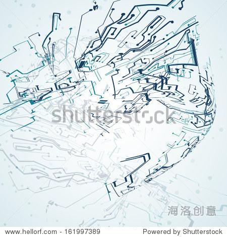 未来的技术说明,电路板的背景