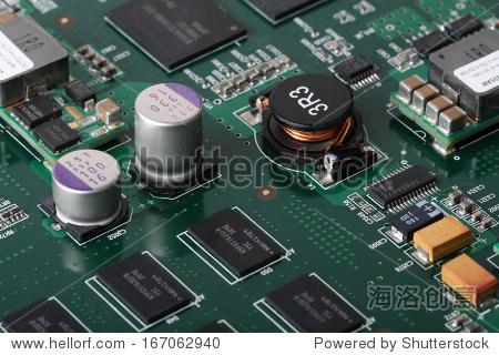 特定于应用程序的集成电路,电感器,芯片电容器,电解电容器,双倍数据