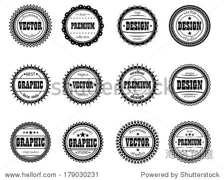 奖图标设计,图形和矢量工作室集