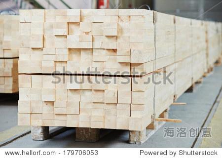 套叠木松木材建筑建筑和家具生产