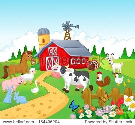 与动物农场的背景