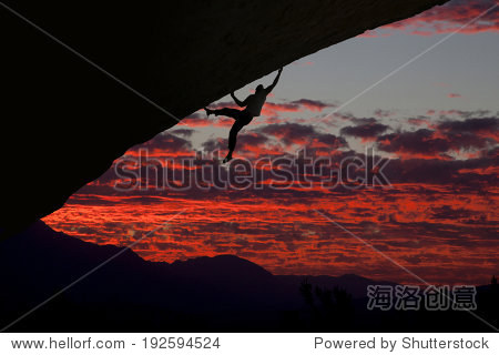 climberplant_climber in blood red sky