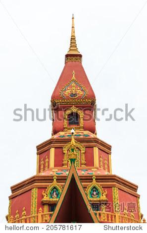 泰国宝塔窟pa福和kratae