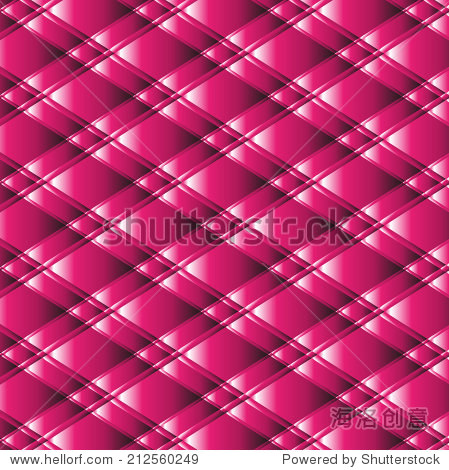粉色模式网格背景