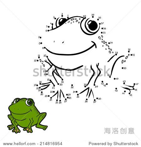 数字游戏(青蛙) - 动物/野生生物