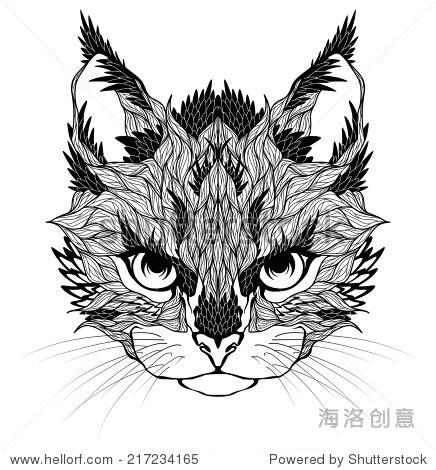 猫头纹身网内容图片分享