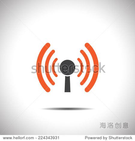 wifi矢量图标