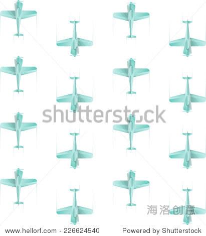 飞机矢量平面模式