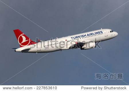 2014:土耳其航空公司空客a320飞机13