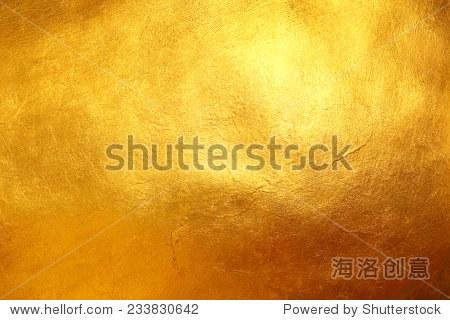 金色的纹理背景-背景/素材