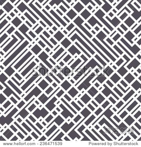 性网格结构 斜长方形不规则格子 背景 素材,抽象 站酷海洛创意正