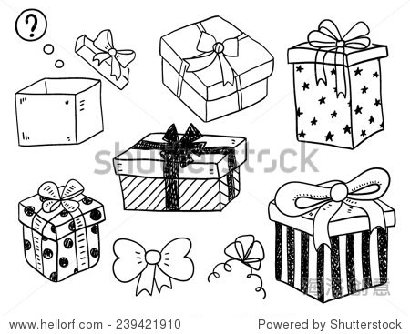 礼品盒 - 物体,其它 - 站酷海洛创意正版图片,视频