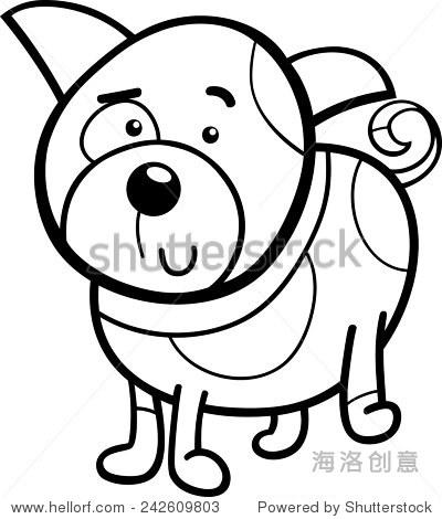 动漫 简笔画 卡通 漫画 手绘 头像 线稿 400_470