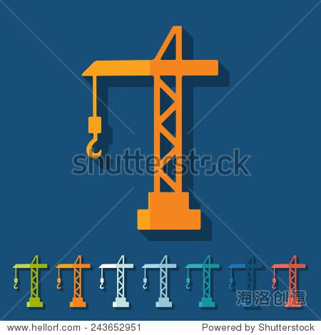 吊车仪表盘图标图解