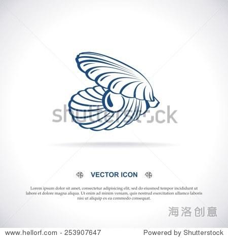 海贝广告logo设计