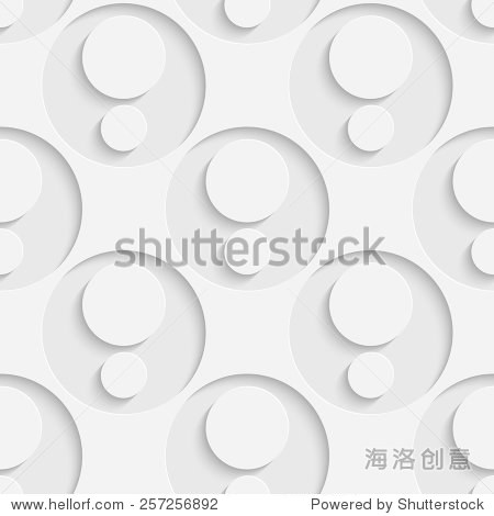 seamless circle pattern. vector soft background.