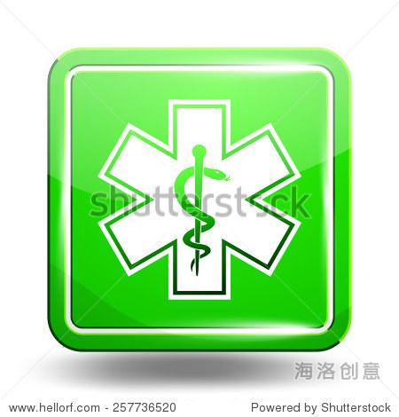 的象征 绿色组正方形 符号 标志,抽象 海洛创意正版图片,视频,音