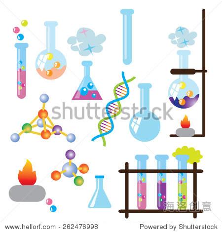 化学矢量图