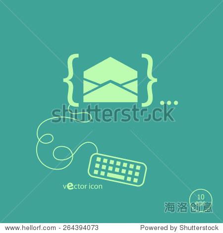 为应用程序开发设计理念图标,网页编码和编程,网页设计,创造性的过程.