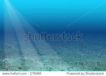 摄影和Photoshop水下场景与水,石头,沙子,光束 公园 户外,自然 站酷海洛创意正版图片,视频,音乐素材交易平台 Shutterstock中国独家合作伙伴 站酷旗下品牌
