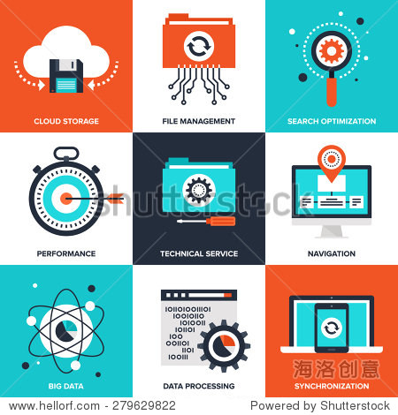 management search optimization performance technical service nav
