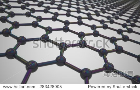 石墨烯三维晶格