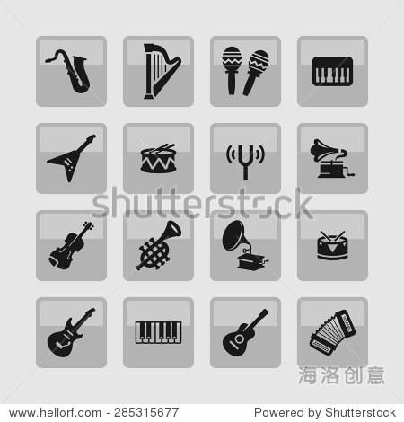 乐器图标设置