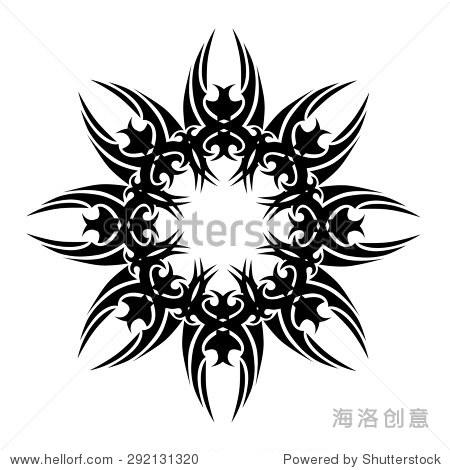 纹身设计. - 艺术,抽象 - 站酷海洛创意正版