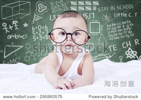 儿童可爱拍照背景