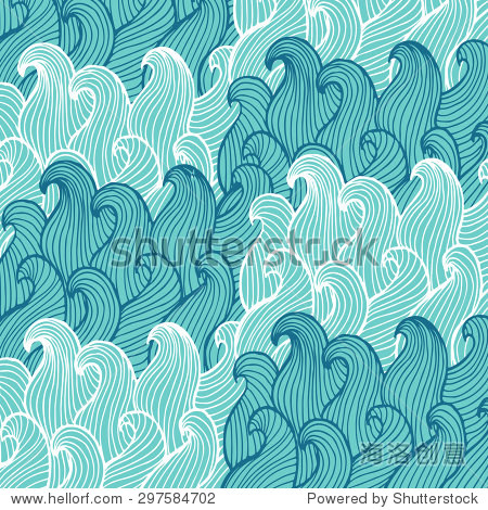 图形与海浪 - 背景/素材,抽象 - 站酷海洛创意正版