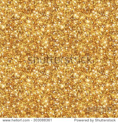 gold glitter texture seamless sequins pattern.