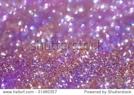 abstract lilac background from glitter dust super
