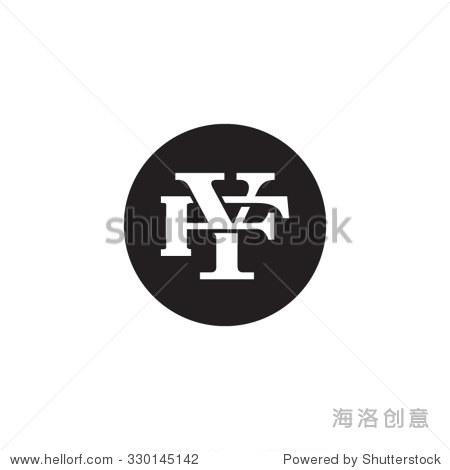 ?zf????9?y.???,_letter f and y monogram circle logo