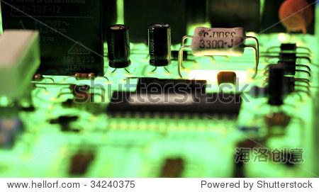 电路板 - 背景/素材,科技 - 站酷海洛创意正版图片