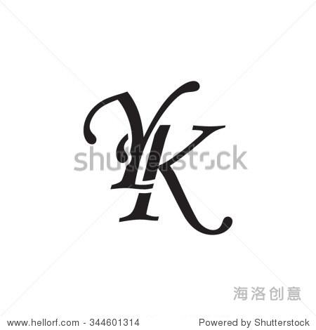 �y.����Z��yK^[�_yk initial monogram logo