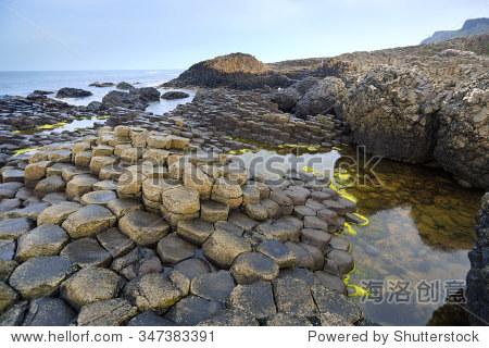 giant's causeway antrim coast northern ireland