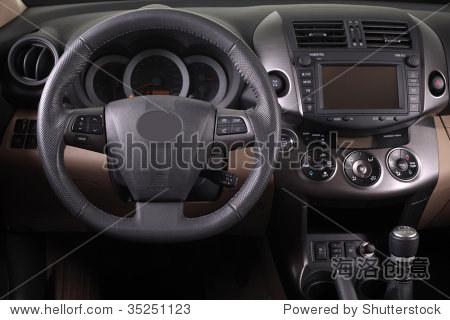 汽车仪表盘