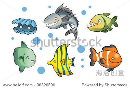 海底动物-动物/野生生物