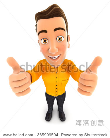 http://thumbs.dreamstime.com/z/photomodel-22603086.jpg_3d man thumbs up, isolated white background